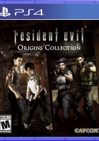 Game - Resident Evil origins Collection - PS4