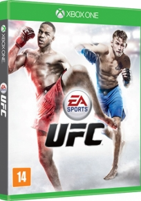 Game - UFC BR - XBOX ONE