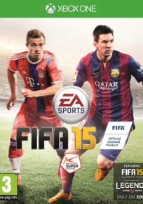 Game - Fifa 2015 - Xbox One