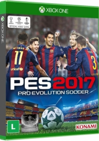 Game - Pes 2017 - Xbox One