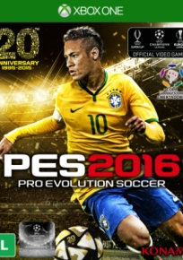 Game - PES 2016 - Xbox One