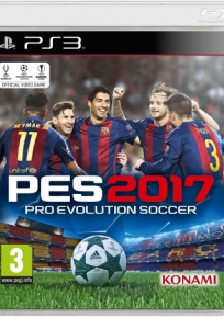 Game - Pes 2017 - PS3