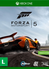 Game - Forza Motorsport 5 - XBOX ONE