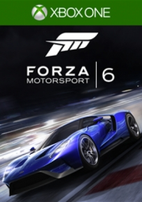 Game - Forza 6 - Xbox One